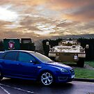 Focus ST-3 2007 by JPAube