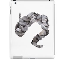 Onix used Rock Throw iPad Case/Skin