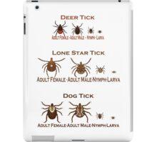 Tick Season iPad Case/Skin