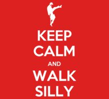 Ministry of Silly Walks by kreckmann