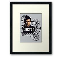 Marry a Doctor 2 Framed Print