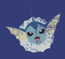 Distressed Vaporeon by Lith1um