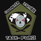 Counter Zombie Task Force by Dennis Maida