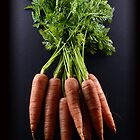 Carrots by Nigel Bangert