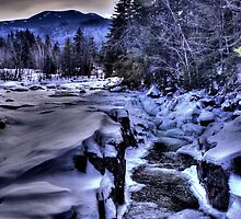 Rocky Gorge by Carrie Blackwood