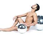 Disco Balls by Gio Spano