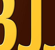 BJJ Sticker