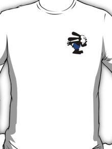 Oswald The Lucky Rabbit Shhh T-Shirt