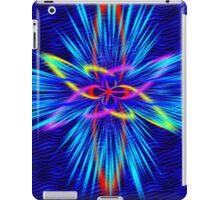 BLUE SENSATION IPAD COVER iPad Case/Skin
