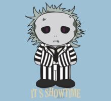 BeetleJuice MiniFolk T-Shirt by dangerliam