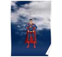 Superman 1 Poster