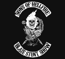 Sons of Hellfire by Arinesart