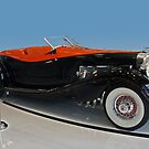 Duesey Speedster by Bill Dutting