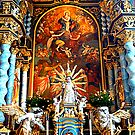 High Altar Pilgrimage Church Hohenpeissenberg by The Creative Minds