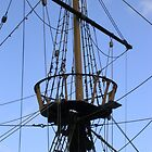 The Golden Hind, Brixham by lezvee