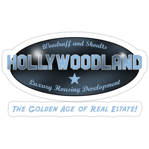 Hollywoodland by robotrobotROBOT