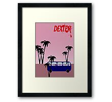 Dark Passenger Framed Print