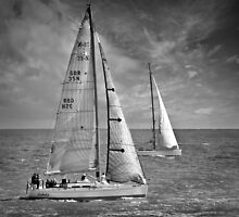 Under Sail by Geoff Carpenter