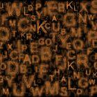 Alphabet Green by Colin Bentham