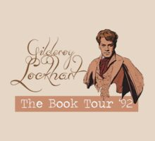 Gilderoy Lockhart: The Book Tour '92 by talkpiece