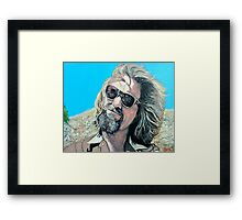 Dusted by Donny Framed Print