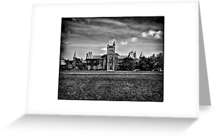 University Of Toronto - No 15 Kings College Circle by Brian Carson