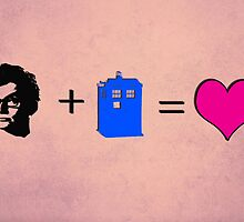 Doctor + Tardis = True Love by Caffrin25