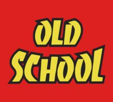Old School by BUB THE ZOMBIE
