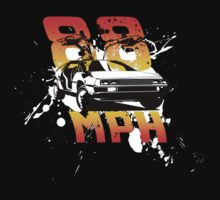 88 MPH - Delorean by Designsbytopher