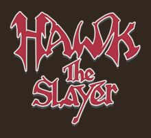 Hawk The Slayer by shaydeychic