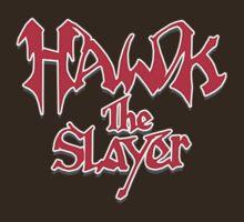 Hawk The Slayer by shaydeychic