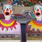 Clowns by Martina Nicolls