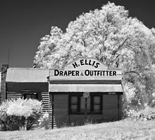 Draper and Outfitter by Hans Kawitzki