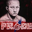 Fedor Emelianenko by AnthroEmesis