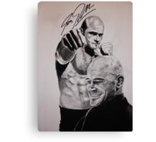 Bas Rutten Canvas Print
