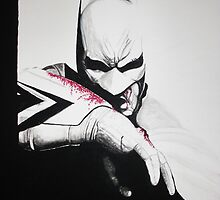 Batman by AnthroEmesis