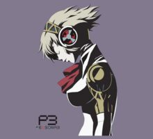Persona 3 - Aigis by alucarddracula1