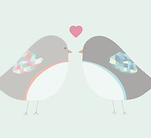 Lovebirds by agalante