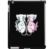 Two Mew iPad Case/Skin