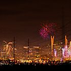 Symphony of Lights: Dallas 2013 by Rafiul Alam