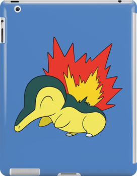 Cyndaquil by Clinkz