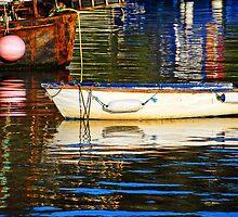 Rusty Reflections by Susie Peek