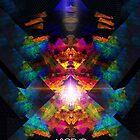 Ascend by Ean Pegram