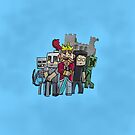 Fallen Kingdom Minecraft by Clengtan