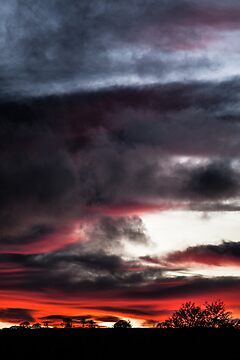 Fire Sky by MorganaPhoto