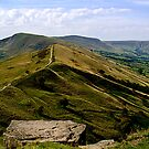 Castleton Ridge to Mam Tor by Pamsar