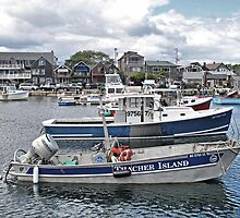 Rockin' in Rockport by Monnie Ryan