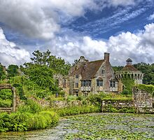 Scotney Castle 3 by Chris Thaxter
