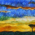 Kenyan Sunrise by Marsea