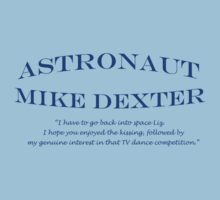 30 Rock Astronaut Mike Dexter Quote by Jamie Meakin